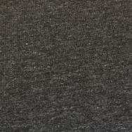 Mörkgråmelerad jersey