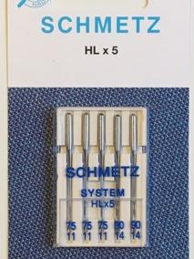 Nålar System HL x5