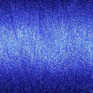 Blå overlocktråd Coats 5000m