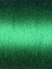 Grön overlocktråd Coats 5000m
