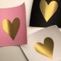 Lappar med vinyltryck, för dekoration, välj färg