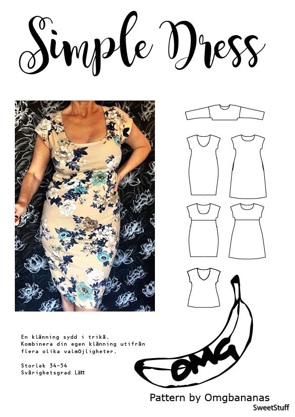 simple dress fram