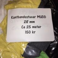 Kantbandspaket stuvar 28mm