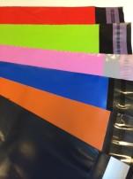 Mailingbags färgade,välj stl XS-L