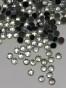 Rhinestones 3,8-4mm kristall, välj antal - Rhinestones ss 16, 300-pack