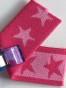 Stjärnresår 2 cm tvåsidig, välj färg - Cerise/rosa