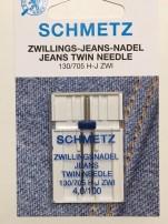 Jeans tvillingnål 4,0/100