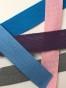 Bomullsband 12mm, välj färg