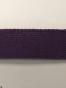 Bomullsband 12mm, välj färg - Bomullsband lila