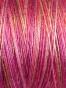 Flerfärgad tråd,välj färg - Rosa regnbåge