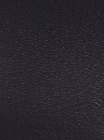 Konstläder/galon svart