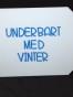 Isskrapor , välj tryck - Underbart vit/blå