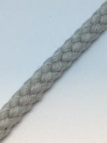 Bomullssnoddar 10mm, välj färg - Snodd 10mm grå