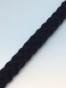 Bomullssnoddar 10mm, välj färg - Snodd 10mm svart