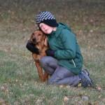 Jacob med Alf