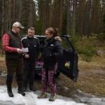 Timo, Kent och Jennie
