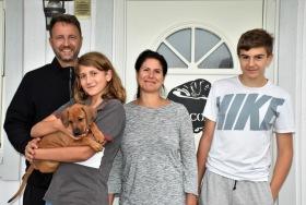 Familjen Sundelin med MINT