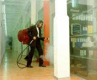 FOGTEC brandskåp gör din arbetsplats säkrare.
