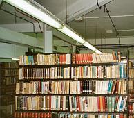 Inuti Bizkaiabiblioteket