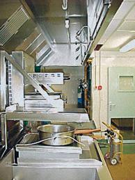 Kök på Paris flygpplats