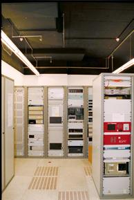 Serverrum för lokalt nätverk