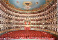 La Fenice teatern, Venedig