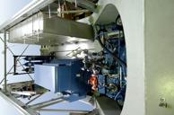 Cylindersystem installerat i ett vindkraftverk.
