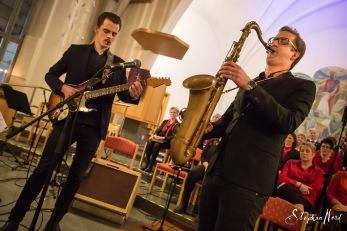STILLA NATT, en julkonsert med Simon&Samuel - Nordmalings Kyrka -