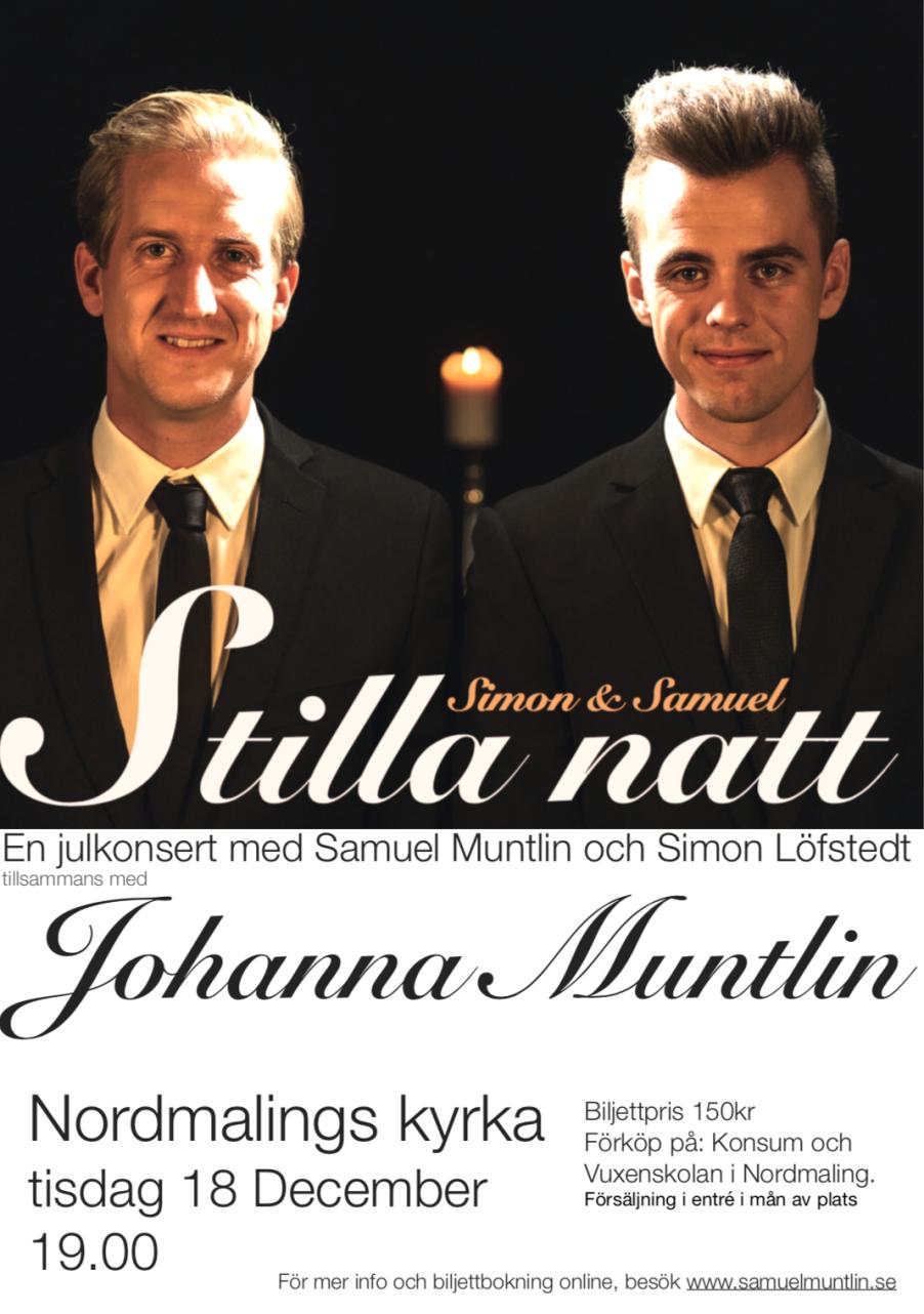 STILLA NATT, Nordmalings Kyrka 2018