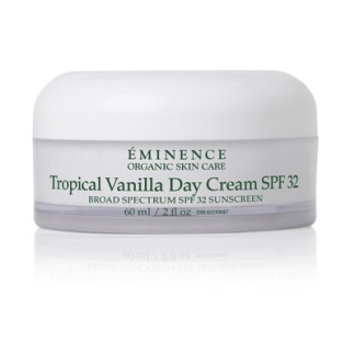 Tropical Vanilla Day Cream SPF 32 60 ml