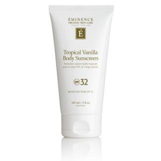 Tropical Vanilla Body CreamSPF 32 147 ml