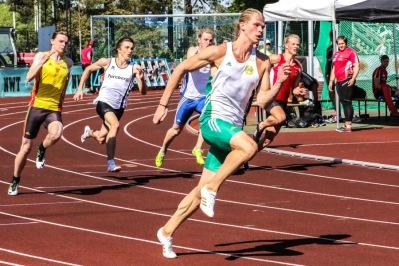 Douglas Hellbratt 200 meter