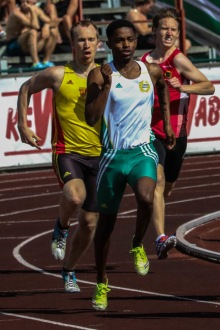 Iyuel Ayele 800 meter