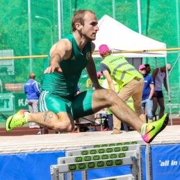 Kristian Efremov 400 meter häck