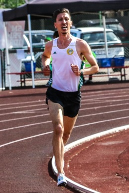 Otmane Nait Hammou 5000 m