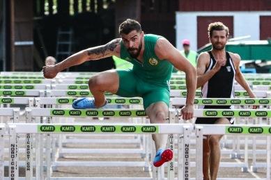 Amir Shaker 110 meter häck