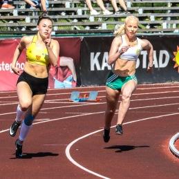Charlotte Andersson 200 meter