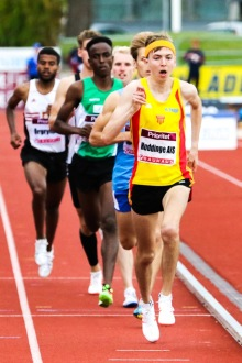 Otto Kingstedt 1500 meter