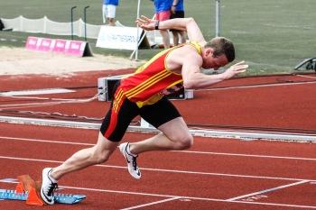 Anton Nilsson 400 meter häck