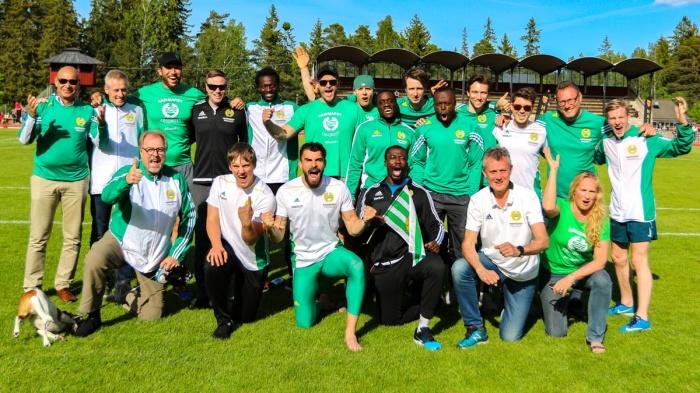 Segrande laget får ladda om inför SM-finalen i Malmö!
