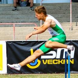 Markus Moberg - 400 häck - 4:a - 54,42