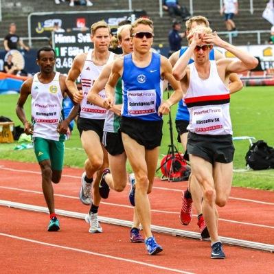 Michele Alemayoh - 5000 m - 6:a - 16.18,94