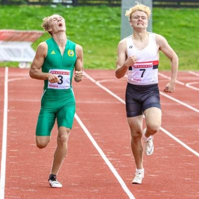 Noah Bucht Wesslén - 400 meter -  8:a 54.25