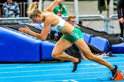 Sandra Knezevic - 400 meter - 1:a - 56,36