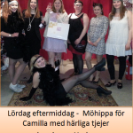 Möhippa - Camilla 2 april 2016