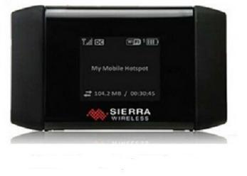 Wifi överallt med denna fickformats hotspot - Wifi sierra hotspot