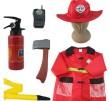 Brandman kläder för barn