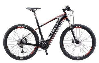 El mountainbike - Sava Elektrisk MTB CE märkt