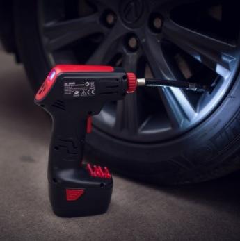 Perfekta pumpen till hemmet - Portabel batteridriven pump