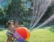 Vattenspridare leksak